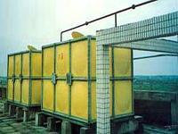 SMC玻璃钢模压水箱 SMC
