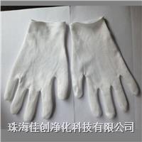 白色纯棉作业手套 纯棉手套