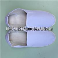 中山白色帆布面SPU底防静电中跟鞋促销 SPU帆布中跟鞋