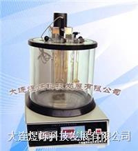 半自动运动粘度测定仪(自动计算粘度值) DLYS-108B
