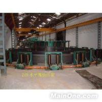 焊管机组水平螺旋活套