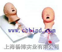 儿童气管插管模型 GD-16