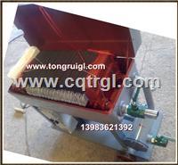 防爆型移动式板框压力滤油机