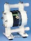 """日本山田气动双隔膜泵 NDP-15 1/2""""系列"""
