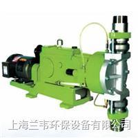 PULSA系列液压平衡隔膜计量泵 7440