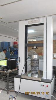 空气弹簧试验机