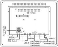 WEINVIEW威纶人机界面 MT8150X