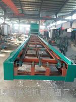 大型勻質板聚合物生產設備自動化運輸線 大型勻質板聚合物生產設備自動化運輸線