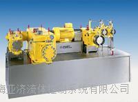 米顿罗Milroyal系列马达驱动液压隔膜计量泵