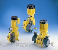 米顿罗mRoy系列马达驱动液压隔膜计量泵