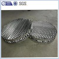 Metal Protruded Corrugated Sheet Packing