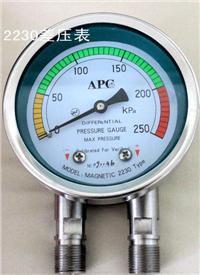 天津湖南APG2230高静压气液差压表控制器 2230