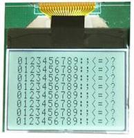 12864超薄型液晶模组