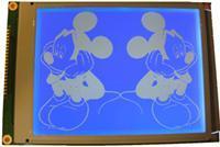 蓝模式320240液晶