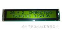 180*40mm外形2002字符液晶模块