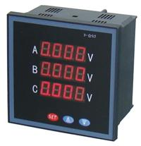 HD284U-2X7三相电压表 HD284U-2X7