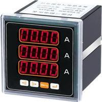 9方形智能三相电流表