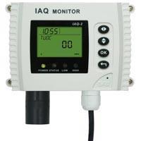 壁挂式TVOC检测控制器(一体式) IAQ-2-TVOC