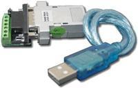 Link-Max USB轉串口轉換器/集線器(USB轉RS485)