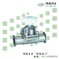 卫生级不锈钢隔膜阀 G