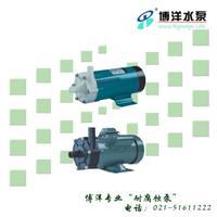 工程塑料磁力驱动泵 CQ型