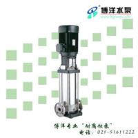 供应QDLF型不锈钢多级离心泵 QDLF型