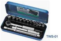 TWS-01套筒扳手組  日本ENGINEER TWS-01