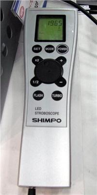 日本SHIMPO新宝DT-325频闪仪 DT-325