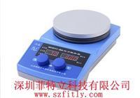 磁力搅拌器恒温磁力搅拌器 数显 定时 旋钮