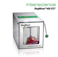 BagMixer 400 400毫升实验室均质器