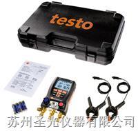 制冷系统/热泵电子歧管仪 testo550-2套装