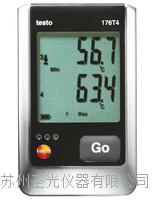 温度记录仪 testo 176 T4