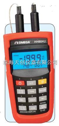 正品现货供应HH804U标准型高精度RTD双通道温度计 HH804U