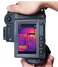FLIR T640红外照相机热像仪 T640