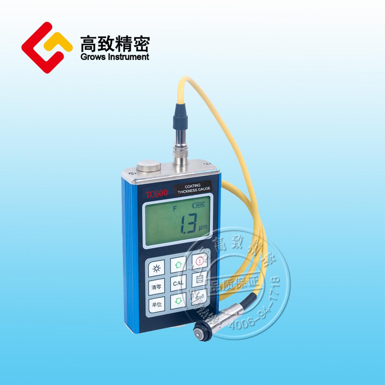 高品质涂层测厚仪TC600