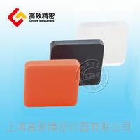 邵氏硬度块标准块塑料标准硬度块D型海绵硬度块 D型