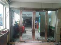 不锈钢玻璃防火门001 304#玻璃防火门
