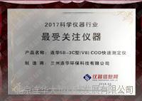 2017科学仪器行业蕞受关注奖