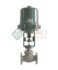 电动调节阀(套筒型) ZDLM