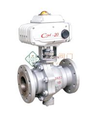 固定式电动球阀 Q947