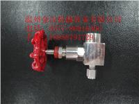 不锈钢内螺纹针型阀 J13W