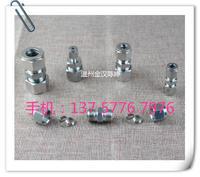 不锈钢压环式压套式异径直通管接头 正宗304不锈钢变径卡套直通接头 异径卡套3-6-8-10-12-14mm全规格 JH