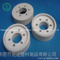 耐酸碱易加工灰色PVC衬套   来图加工订做PVC衬套