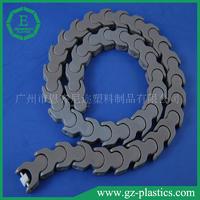 现货 不锈钢输送尼龙板材链板 自润滑链轮链条生产加工