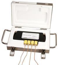 OMEGA OM-CP-QUADTHERMOVAULT系列四通道炉温测试仪 OM-CP-QUADTHERMOVAULT