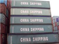 上海40OT二手开顶集装箱出售 40ot