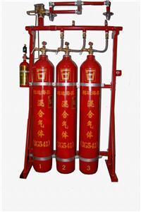 IG541氣體滅火設備