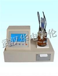 ML-WS6型微量水分测定仪 ML-WS6