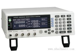 日置电阻计RM3542