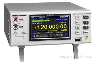 日置直流电压计DM7275